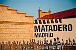 Matadero centre of art and culture in Madrid Rio, Madrid, Spain. Stock Photo - Premium Rights-Managed, Artist: AWL Images, Code: 862-06542763