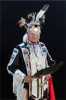 Native Indian Man, Lakota South Dakota, USA MR Stock Photo - Premium Rights-Managednull, Code: 862-06543402