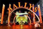 U.S.A., Nevada, Las Vegas, Ballys Stock Photo - Premium Rights-Managed, Artist: AWL Images, Code: 862-06543429