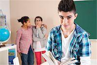 Children in Classroom, Baden-Wurttemberg, Germany Stock Photo - Premium Royalty-Freenull, Code: 600-06548610
