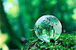 Glass globe Stock Photo - Premium Royalty-Free, Artist: foodanddrinkphotos, Code: 622-06549305
