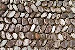 Stone wall Stock Photo - Premium Royalty-Freenull, Code: 622-06549482