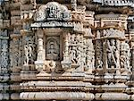 Ancient Sun Temple in Ranakpur. Jain Temple Carving.  Ranakpur, Rajasthan, Pali District, Udaipur, India. Asia. Stock Photo - Royalty-Free, Artist: photoff                       , Code: 400-06557318