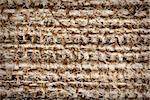 the texture of jute canvas Stock Photo - Royalty-Free, Artist: jirkaejc                      , Code: 400-06560805