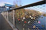 Padlocks on Fence, Graz, Austria Stock Photo - Premium Rights-Managed, Artist: David & Micha Sheldon, Code: 700-06570903