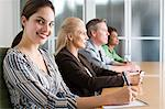 People in a meeting Stock Photo - Premium Royalty-Free, Artist: Ikon Images, Code: 6114-06589428