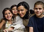 Mother and children Stock Photo - Premium Royalty-Free, Artist: Cultura RM, Code: 6114-06589531