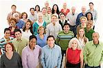 A crowd of people Stock Photo - Premium Royalty-Free, Artist: Robert Harding Images, Code: 6114-06589735