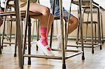 Children sat at desks Stock Photo - Premium Royalty-Free, Artist: urbanlip.com, Code: 6114-06590475