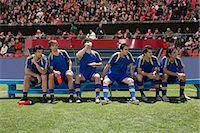 footballeur - Footballer drinking Stock Photo - Premium Royalty-Freenull, Code: 6114-06590578