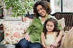 Mother and daughter Stock Photo - Premium Royalty-Free, Artist: Blend Images, Code: 6114-06590642