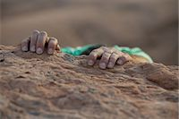 Hands of a rock climber Stock Photo - Premium Royalty-Freenull, Code: 6114-06591557