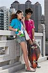 Teenage girl and boy Stock Photo - Premium Royalty-Free, Artist: CulturaRM, Code: 6114-06591592