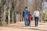 People walking on path Stock Photo - Premium Royalty-Free, Artist: AWL Images, Code: 6114-06591763