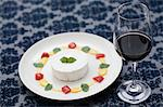 Cheese and wine Stock Photo - Premium Royalty-Free, Artist: Yvonne Duivenvoorden, Code: 6114-06594062
