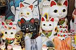Maneki neko ornaments Stock Photo - Premium Royalty-Free, Artist: Susan Findlay, Code: 6114-06594117