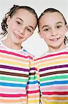 Twin sisters Stock Photo - Premium Royalty-Free, Artist: Aflo Sport, Code: 6114-06594847