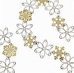Snowflake decoration Stock Photo - Premium Royalty-Free, Artist: Raymond Forbes, Code: 6114-06596716