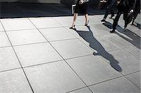 Businesspeople walking Stock Photo - Premium Royalty-Freenull, Code: 6114-06597181