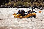 People white water rafting Stock Photo - Premium Royalty-Free, Artist: Cultura RM, Code: 6114-06598752