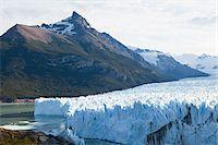 perito moreno glacier - Perito moreno glacier in southern argentina Stock Photo - Premium Royalty-Freenull, Code: 6114-06598918