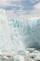 perito moreno glacier - Perito moreno glacier in southern argentina Stock Photo - Premium Royalty-Freenull, Code: 6114-06598985