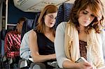 Passengers on an airplane Stock Photo - Premium Royalty-Free, Artist: Robert Harding Images, Code: 6114-06599046