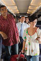 Passengers boarding a plane Stock Photo - Premium Royalty-Freenull, Code: 6114-06599070