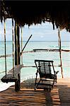 Beach hut in Quintana Roo, Caribbean Stock Photo - Premium Royalty-Free, Artist: R. Ian Lloyd, Code: 6114-06601322