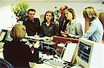 People at reception Stock Photo - Premium Royalty-Free, Artist: Christina Krutz, Code: 6114-06601915