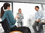 Office workers in meeting Stock Photo - Premium Royalty-Free, Artist: CulturaRM, Code: 6114-06602653