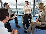 Office workers in meeting Stock Photo - Premium Royalty-Free, Artist: CulturaRM, Code: 6114-06602655