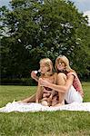 Mother and daughter Stock Photo - Premium Royalty-Free, Artist: Aflo Relax, Code: 6114-06604717
