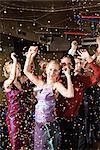 Teenagers dancing Stock Photo - Premium Royalty-Free, Artist: Robert Harding Images, Code: 6114-06604750