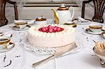 Afternoon tea Stock Photo - Premium Royalty-Free, Artist: Blend Images, Code: 6114-06604846