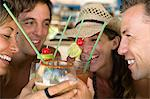 Friends in a bar Stock Photo - Premium Royalty-Free, Artist: Aflo Relax, Code: 6114-06604996