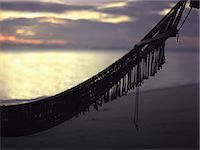 Hammock Stock Photo - Premium Royalty-Freenull, Code: 6114-06605835