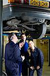 Mechanics and tutor Stock Photo - Premium Royalty-Free, Artist: CulturaRM, Code: 6114-06606537