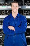 Apprentice plumber Stock Photo - Premium Royalty-Free, Artist: CulturaRM, Code: 6114-06606550