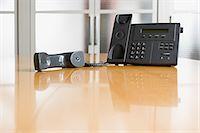 Telephone off the hook Stock Photo - Premium Royalty-Freenull, Code: 6114-06606740