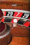 Roulette wheel Stock Photo - Premium Royalty-Free, Artist: Robert Harding Images, Code: 6114-06607850
