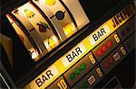 Fruit machine Stock Photo - Premium Royalty-Free, Artist: Ed Gifford, Code: 6114-06607871
