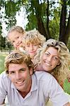 Family outdoors Stock Photo - Premium Royalty-Free, Artist: CulturaRM, Code: 6114-06608556