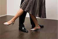 Couple dancing Stock Photo - Premium Royalty-Freenull, Code: 6114-06609123