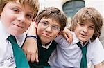 School friends Stock Photo - Premium Royalty-Free, Artist: Blend Images, Code: 6114-06609230