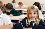 Girl in school Stock Photo - Premium Royalty-Free, Artist: Christina Krutz, Code: 6114-06609239