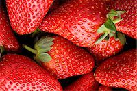 strawberries - Strawberries Stock Photo - Premium Royalty-Freenull, Code: 6114-06609384