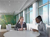 Businesswomen taking a break Stock Photo - Premium Royalty-Freenull, Code: 6114-06609805