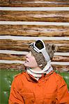 Young woman in skiwear Stock Photo - Premium Royalty-Free, Artist: Cultura RM, Code: 6114-06609886