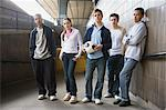 Teenagers Stock Photo - Premium Royalty-Free, Artist: Westend61, Code: 6114-06610076